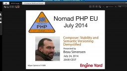Composer: Stability and Semantic Versioning Demystified