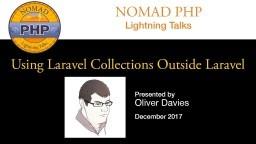 Using Laravel Collections Outside Laravel