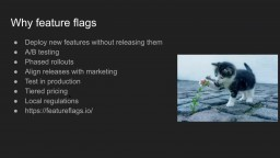 Painless Database Schema Changes with Feature Flags