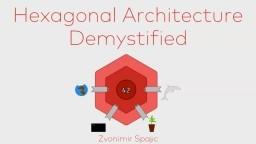 Hexagonal Architecture Demystified