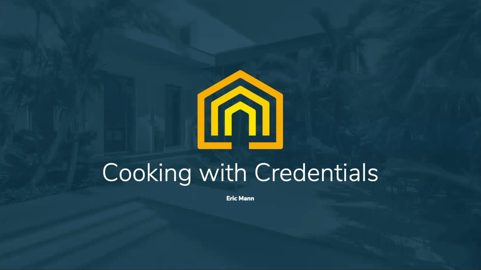 Cooking with Credentials