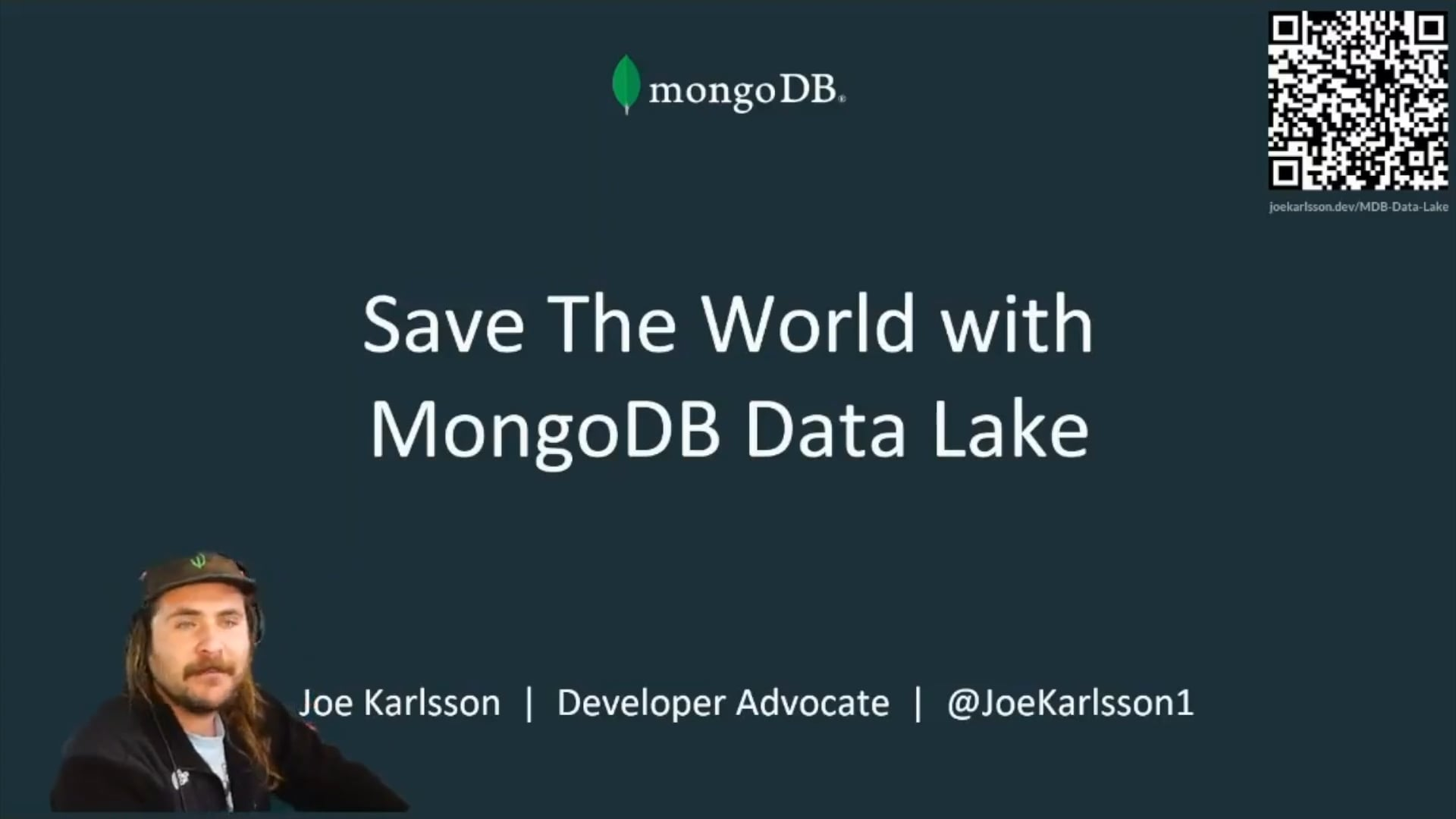 Save The World And Money with Data Lakes